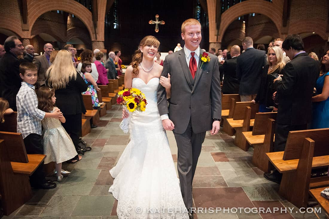 Saint Anselm College Abbey Wedding