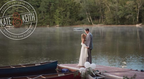 Camp-wedding-on-lake