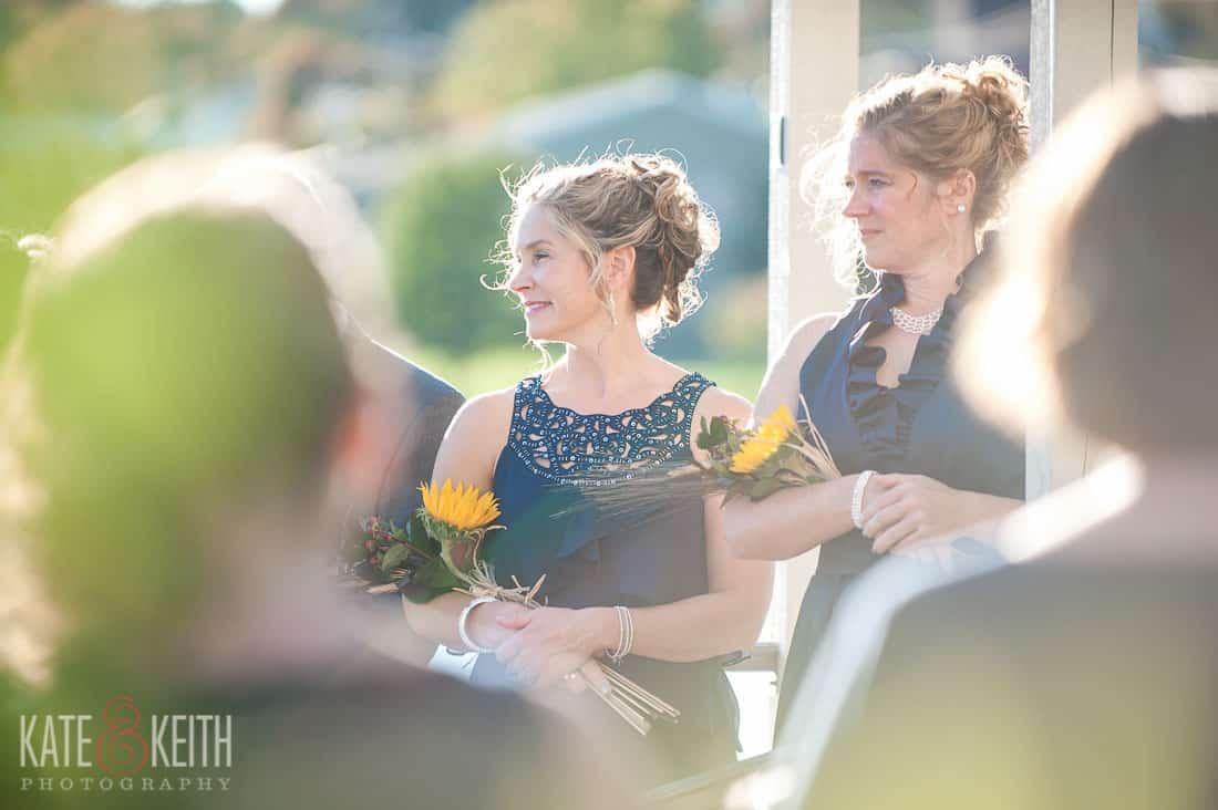 Oswego, NY wedding party