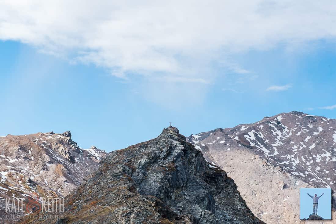 Keith Tharp mountain