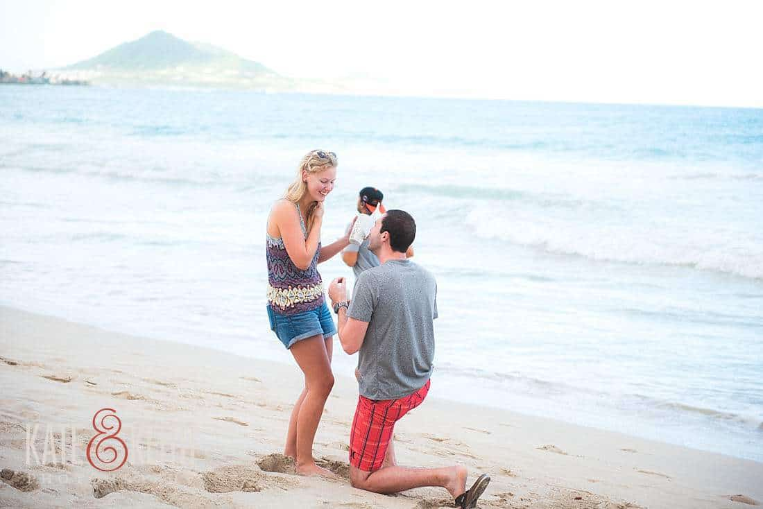 surprise proposal photography popped question