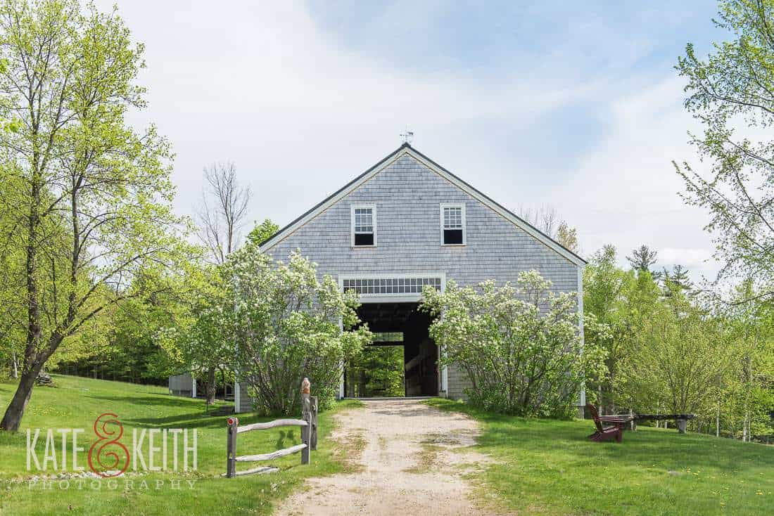 NH Barn Wedding Venue