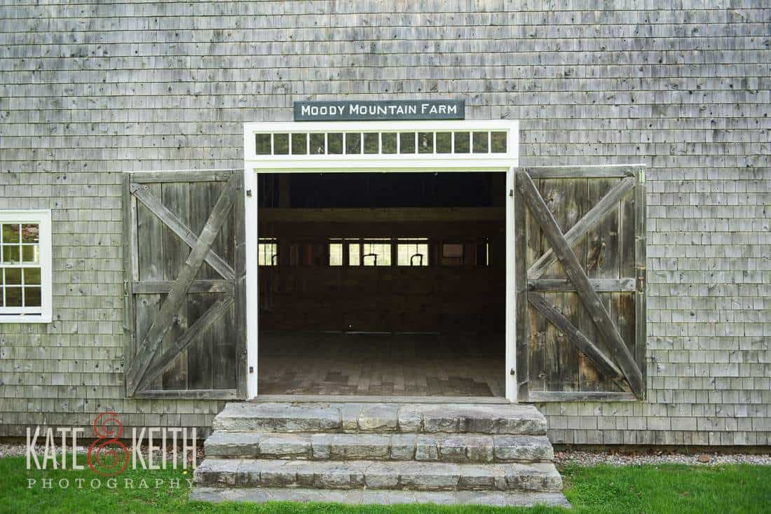 Real New England Barn Wedding Venue