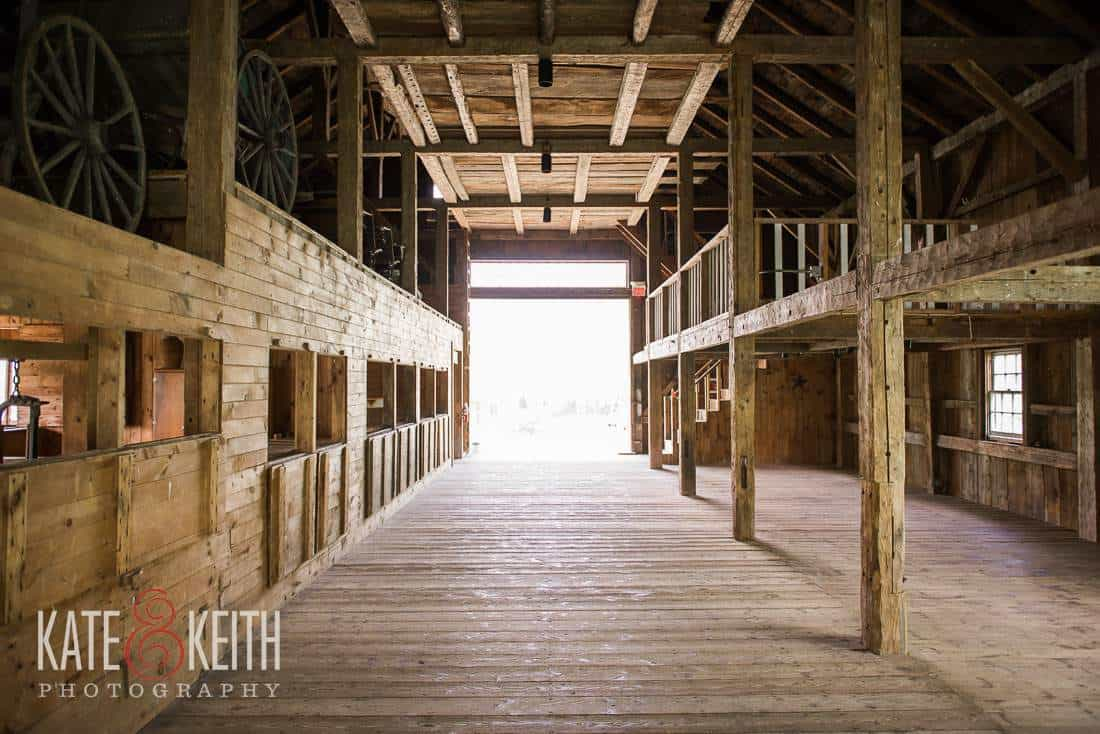 Rustic New England Barn Wedding Venue