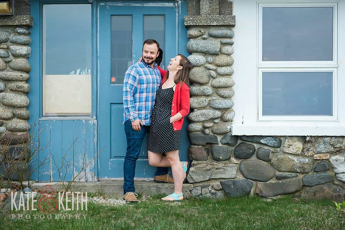Odiorne Point Engagement Session
