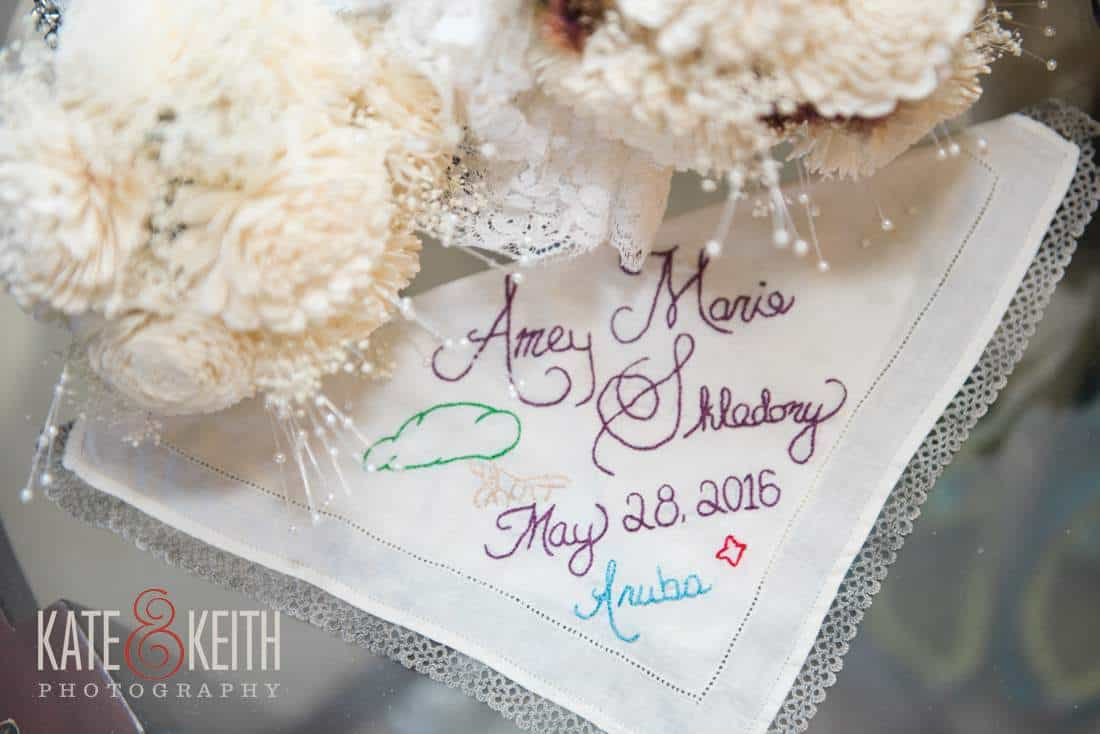 Caribbean Wedding Details