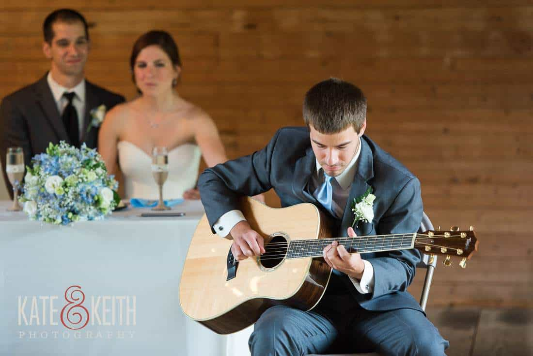 Guitar Wedding