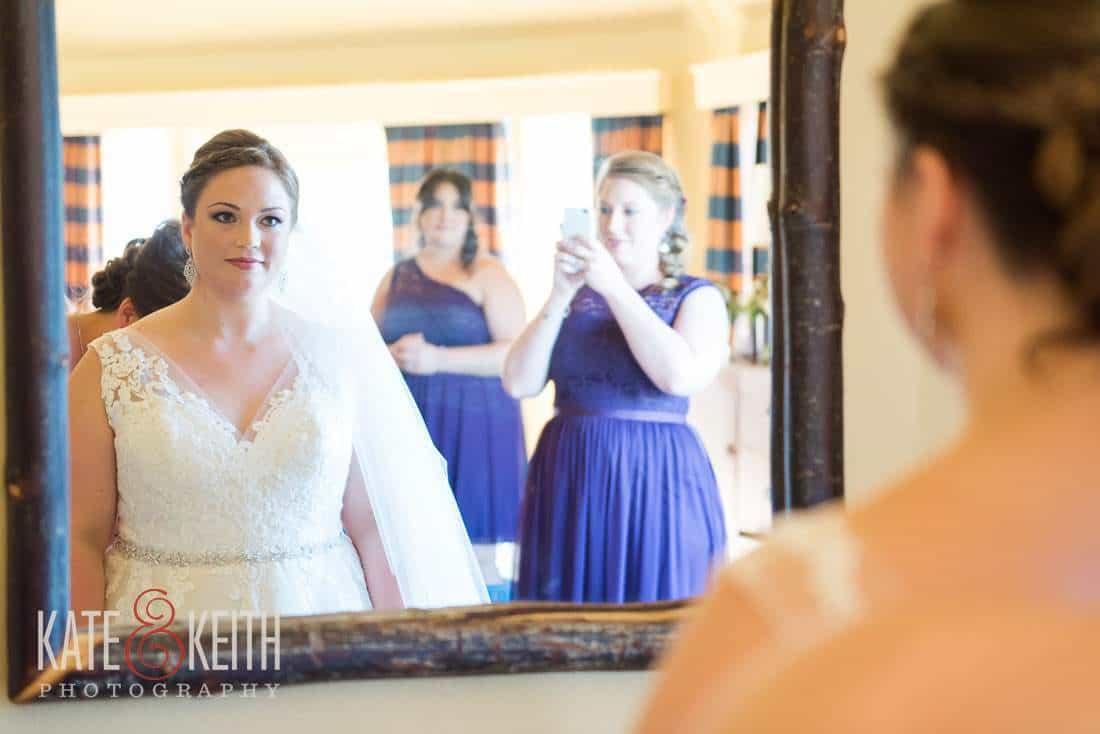 Maggie Sottero Wedding Dress Wolfeborro Inn