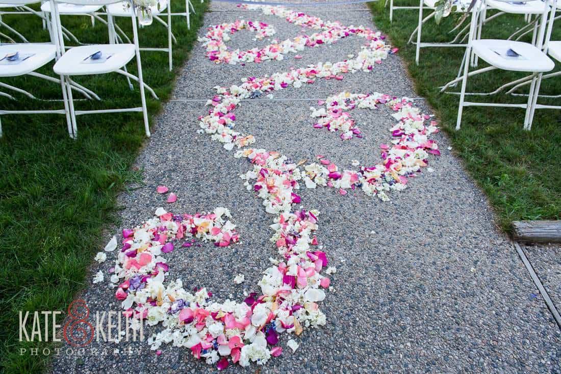 Wedding Flowers Laurel LeMaistre Wolfeborro, New Hampshire