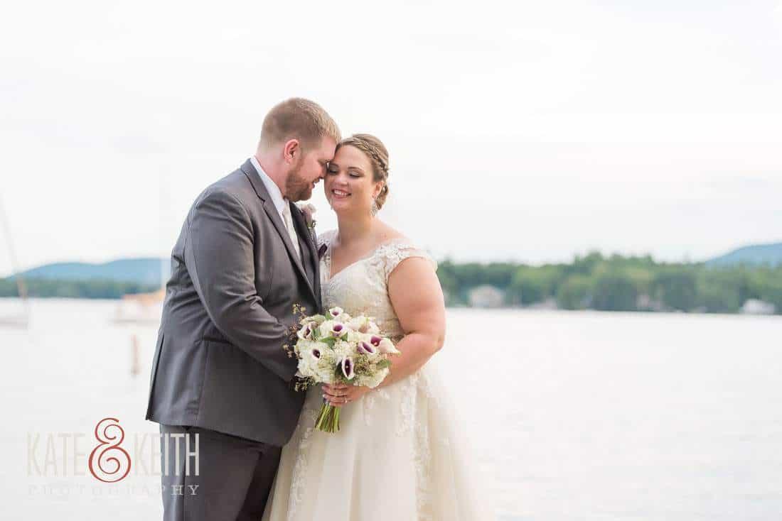 Wolfeboro Inn Lake Wedding Photos