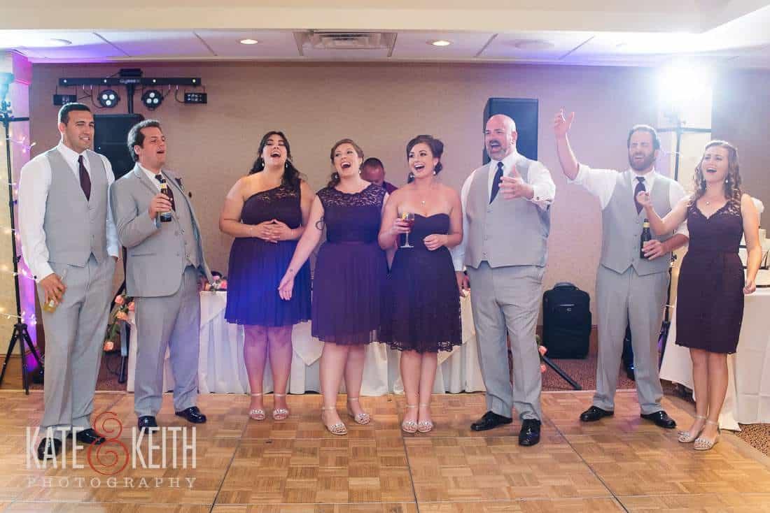 Wolfeboro Inn Ballroom Reception Photos