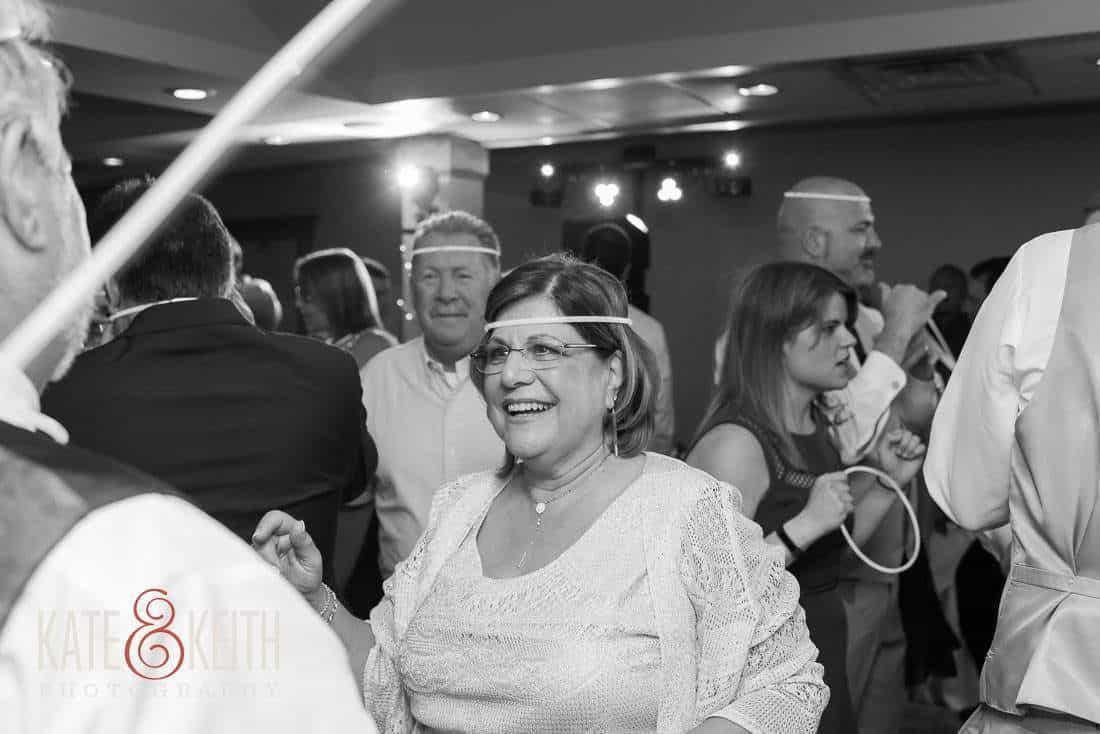 Wolfeboro Inn Ballroom Wedding Reception Photos