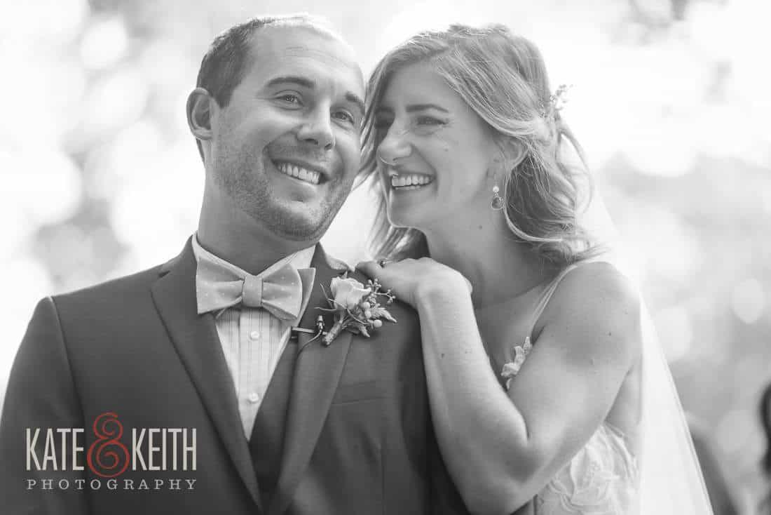 Vermont Outdoor Wedding Bride Grrom
