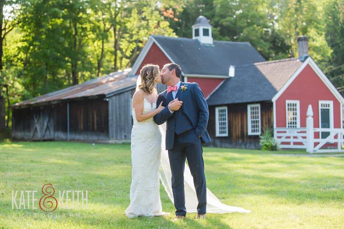 Grafton Inn Vermont Wedding Barn