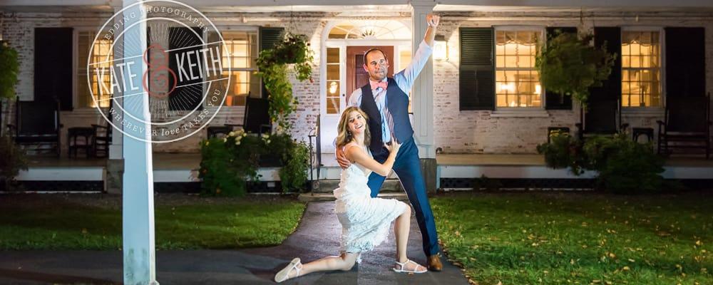 Southern Vermont Wedding
