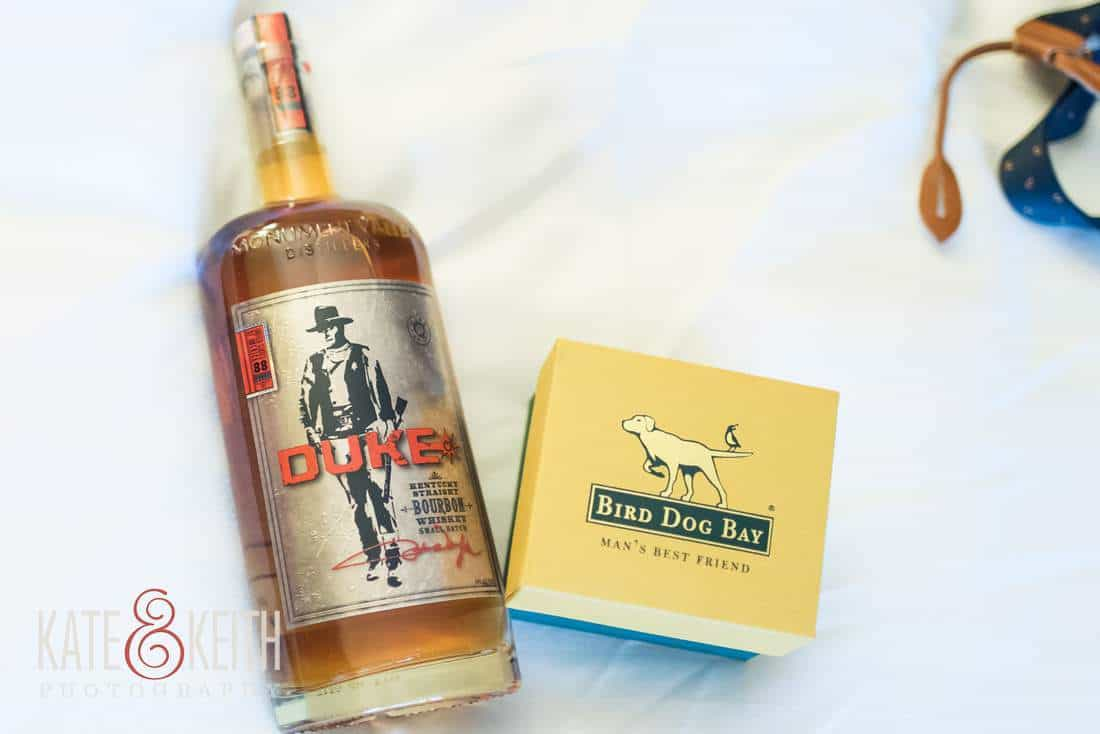 Groomsmen gifts Bird Dog Bay