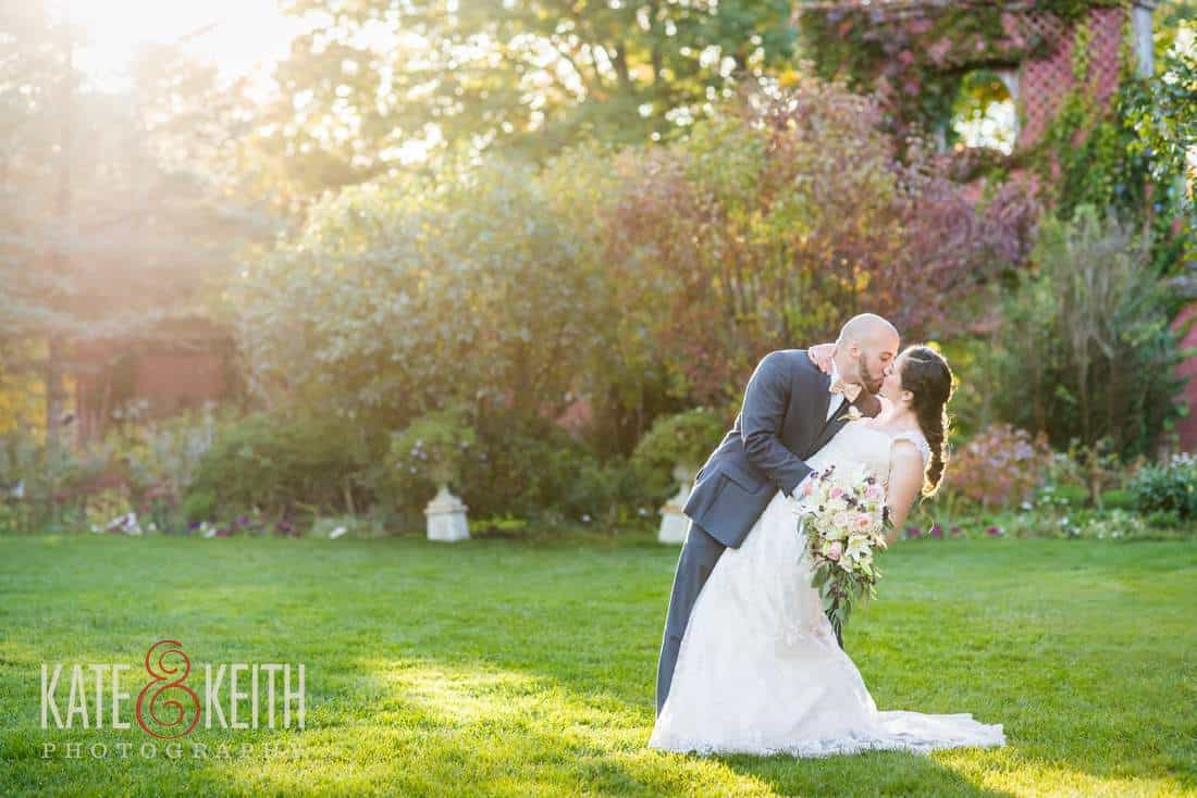 Southern New Hampshire Fall Wedding