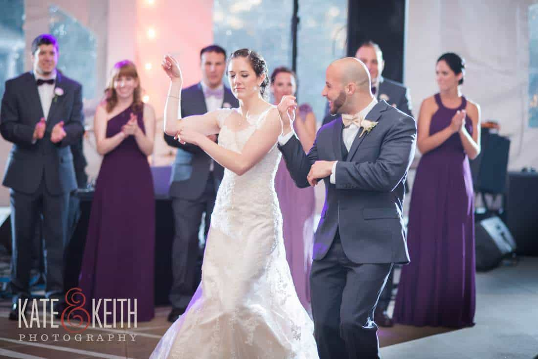 Bride and Groom Gangam Style