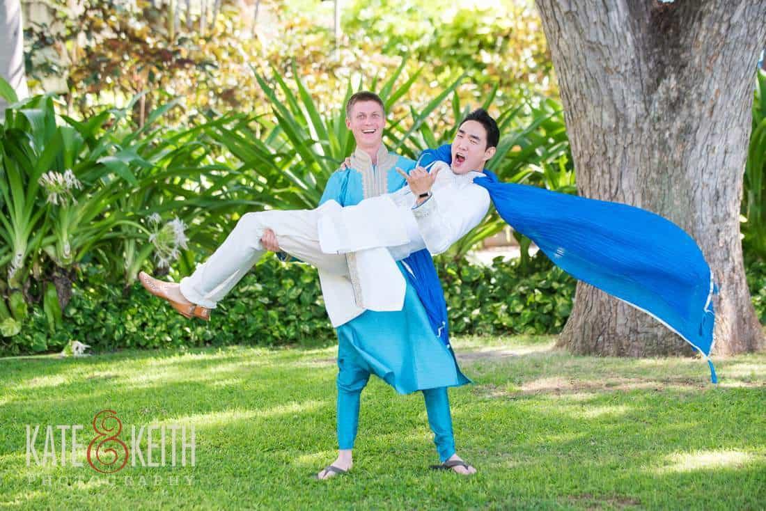 fun wedding formals