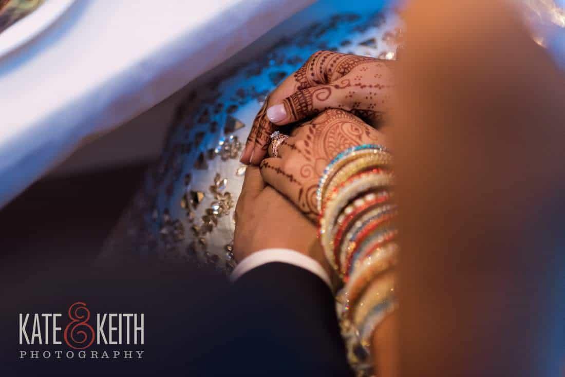 Henna Indian Bride