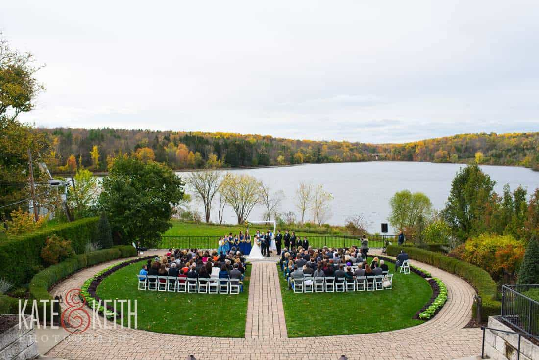 Lakehouse Inn Wedding Pennsylvania