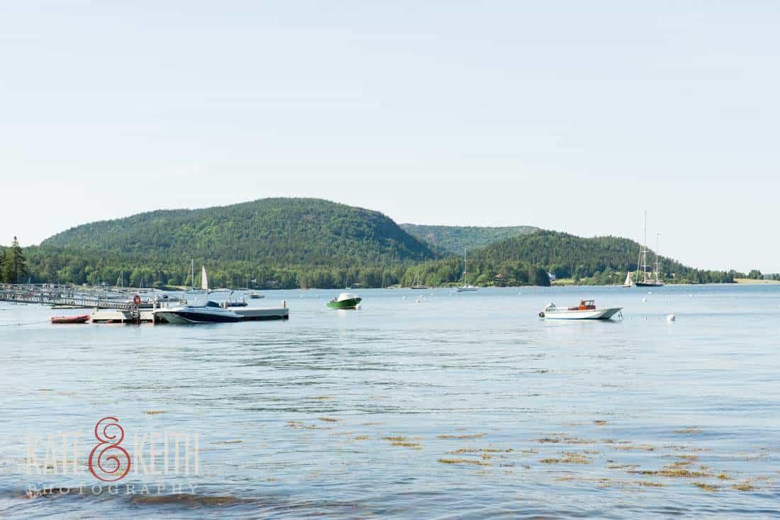 Boats Mount Desert Island