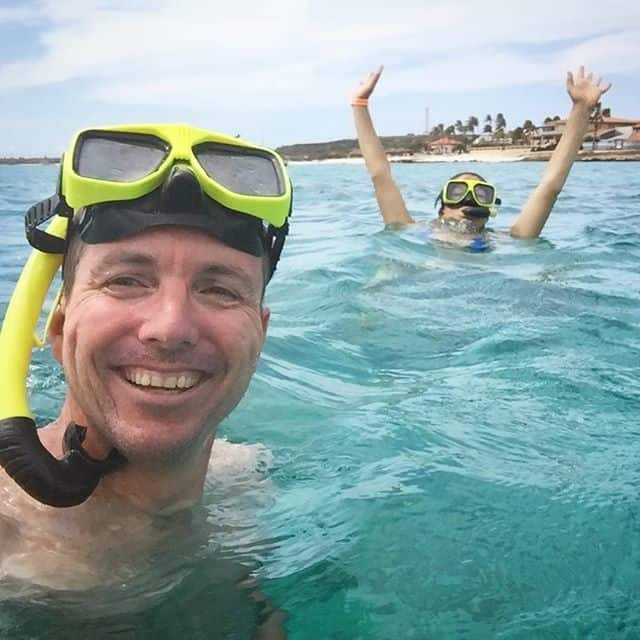 Aruba Snorkel