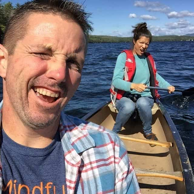 Canoe Proposal Face