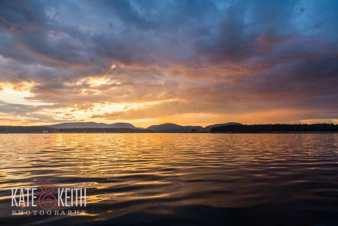 Gorgeous Acadia Sunset