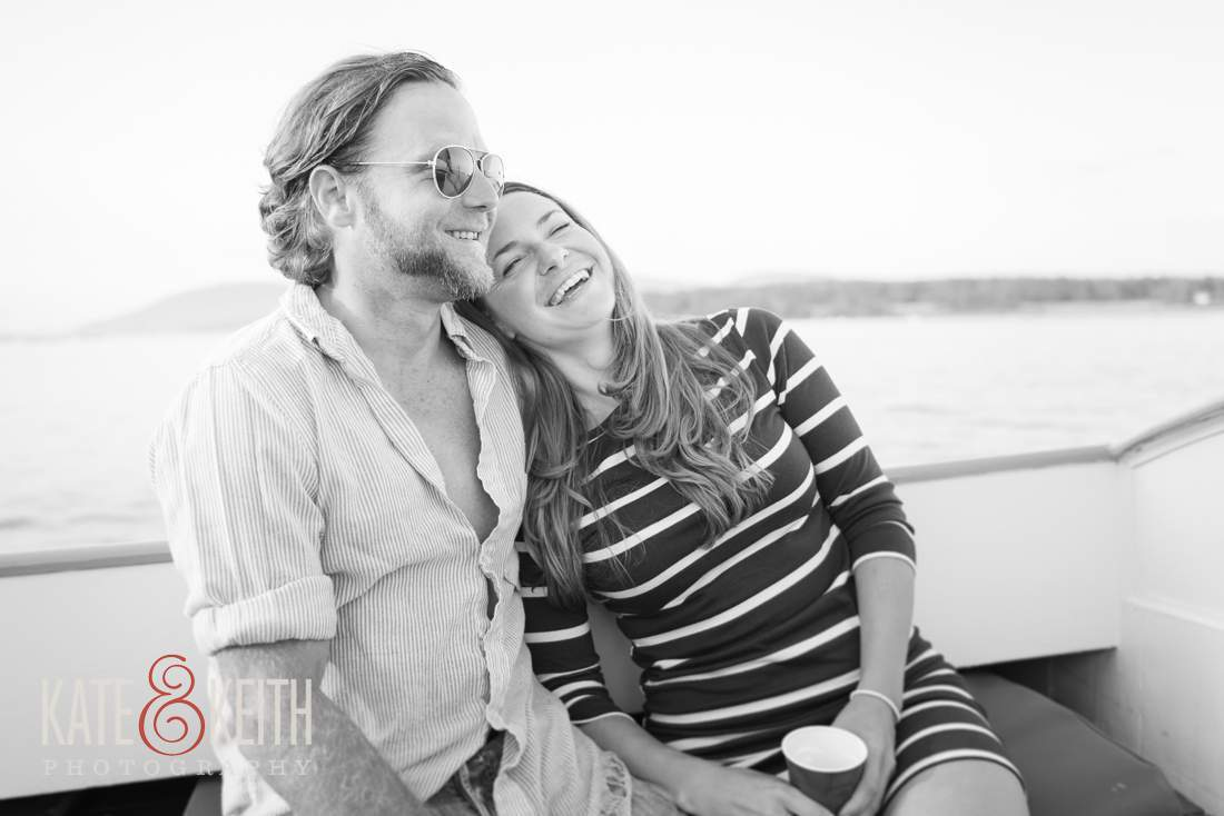 Sailing Couple Photography