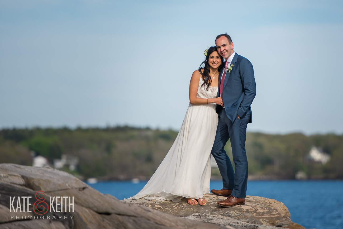 Boothbay Harbor Wedding photo