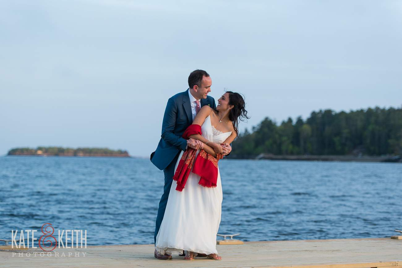 First Dance on Water