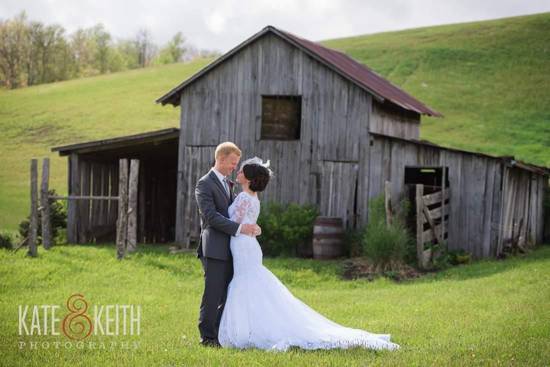 DIY Classy Barn Wedding