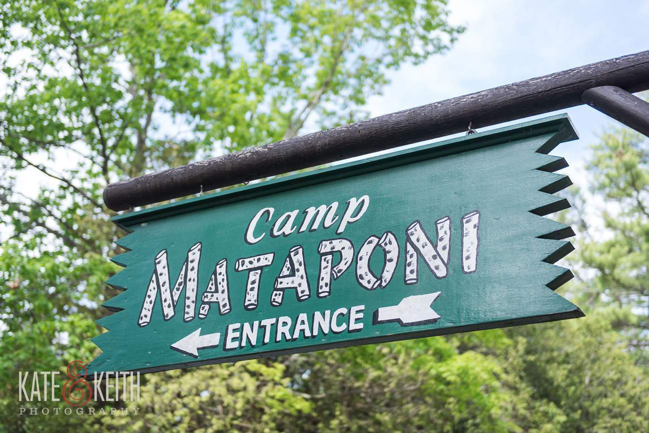 Camp Mataponi wedding photographers