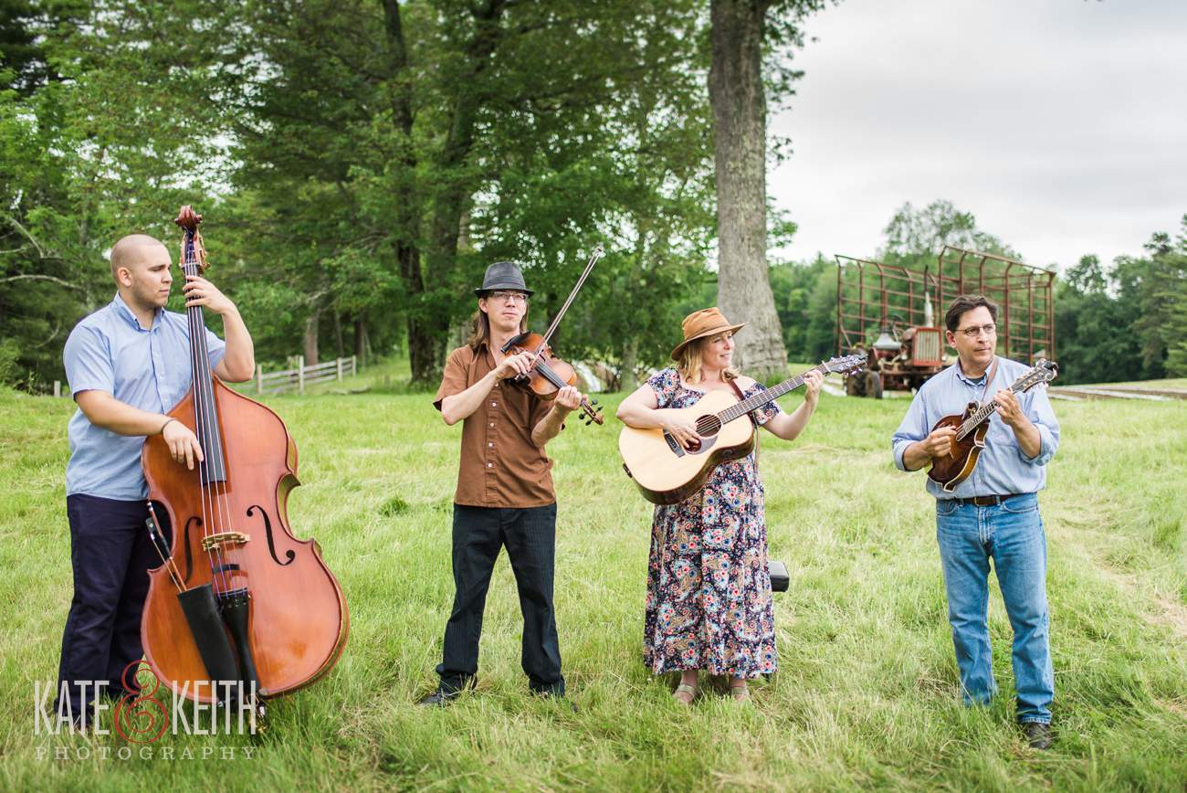 Farm wedding band
