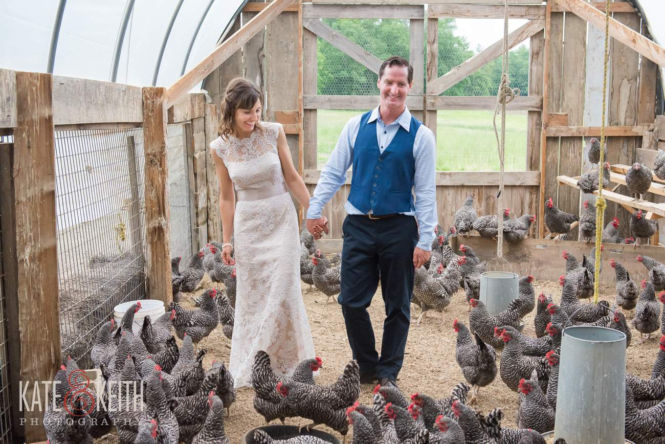 Coppal House Farm Wedding