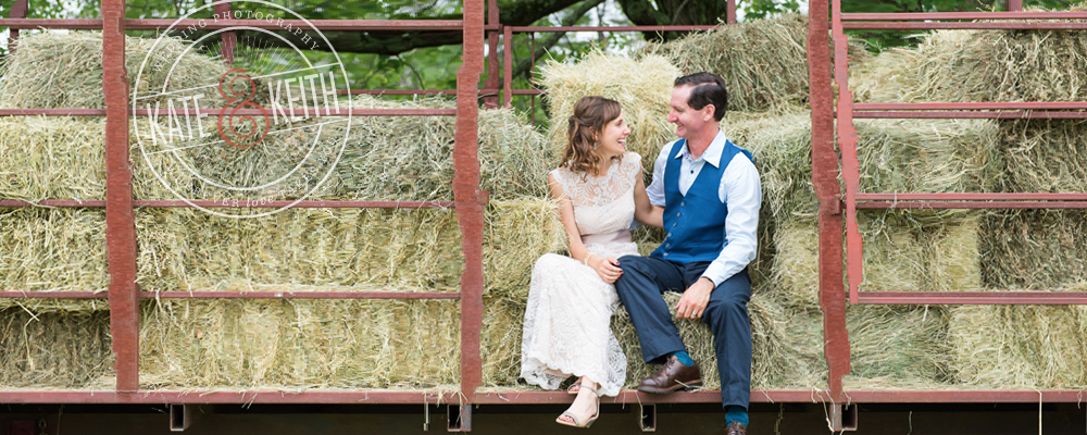 Real Farm Wedding