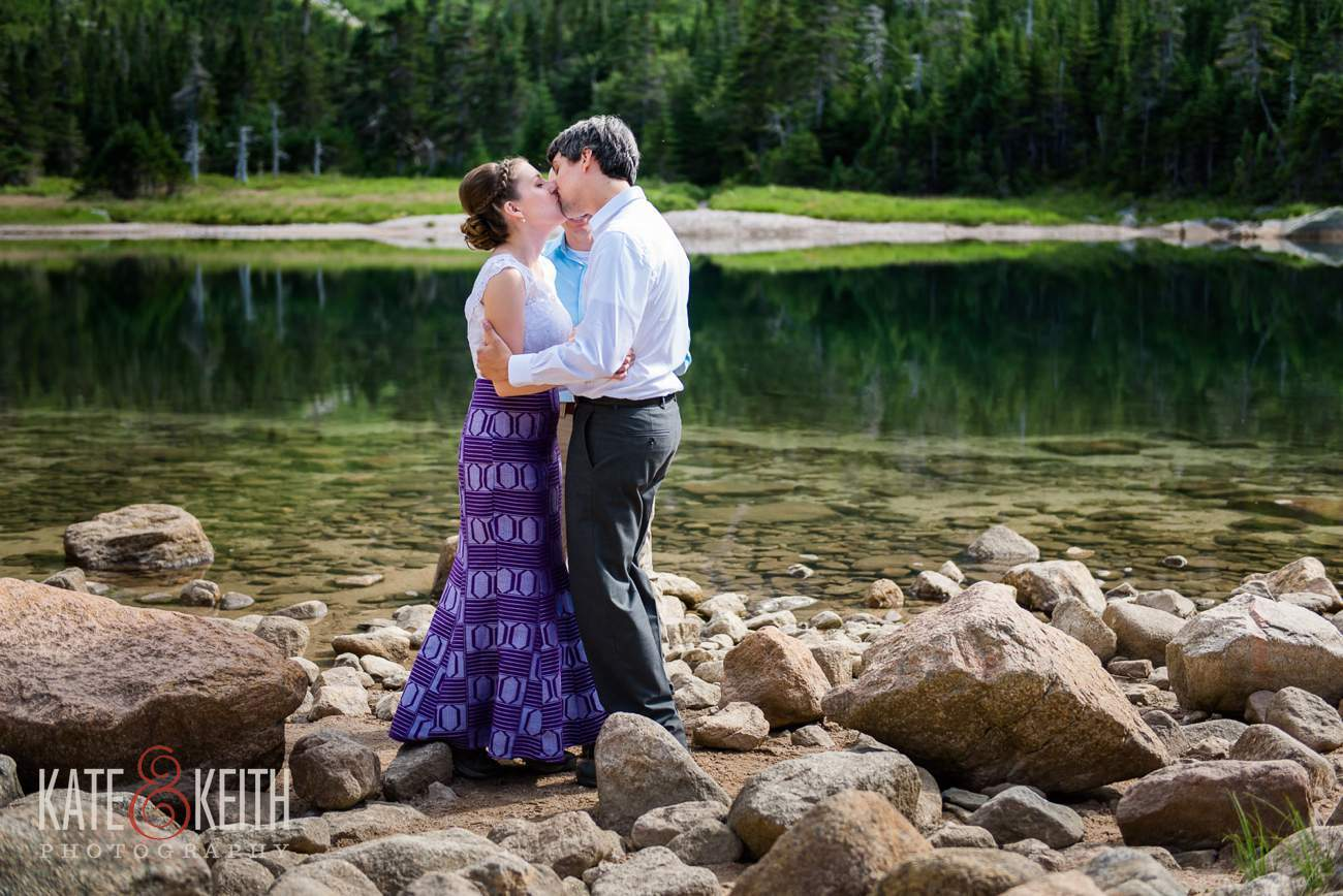 Maine Elopement Photo
