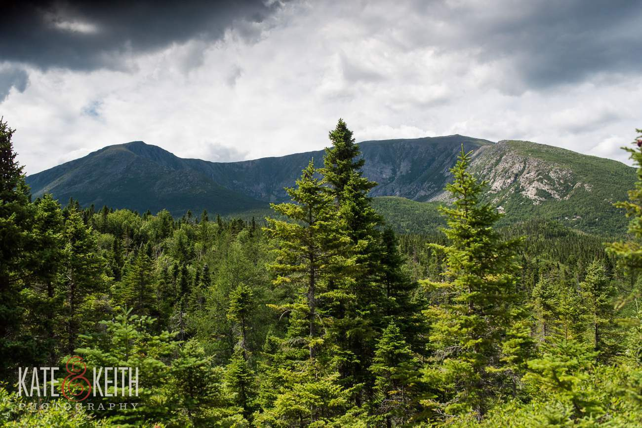 Baxter State Park Wedding