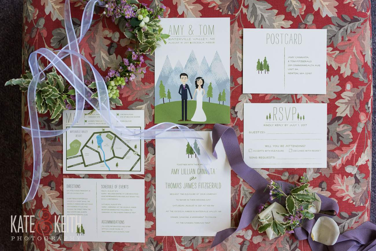 Ello There wedding stationary Etsy Outdoors