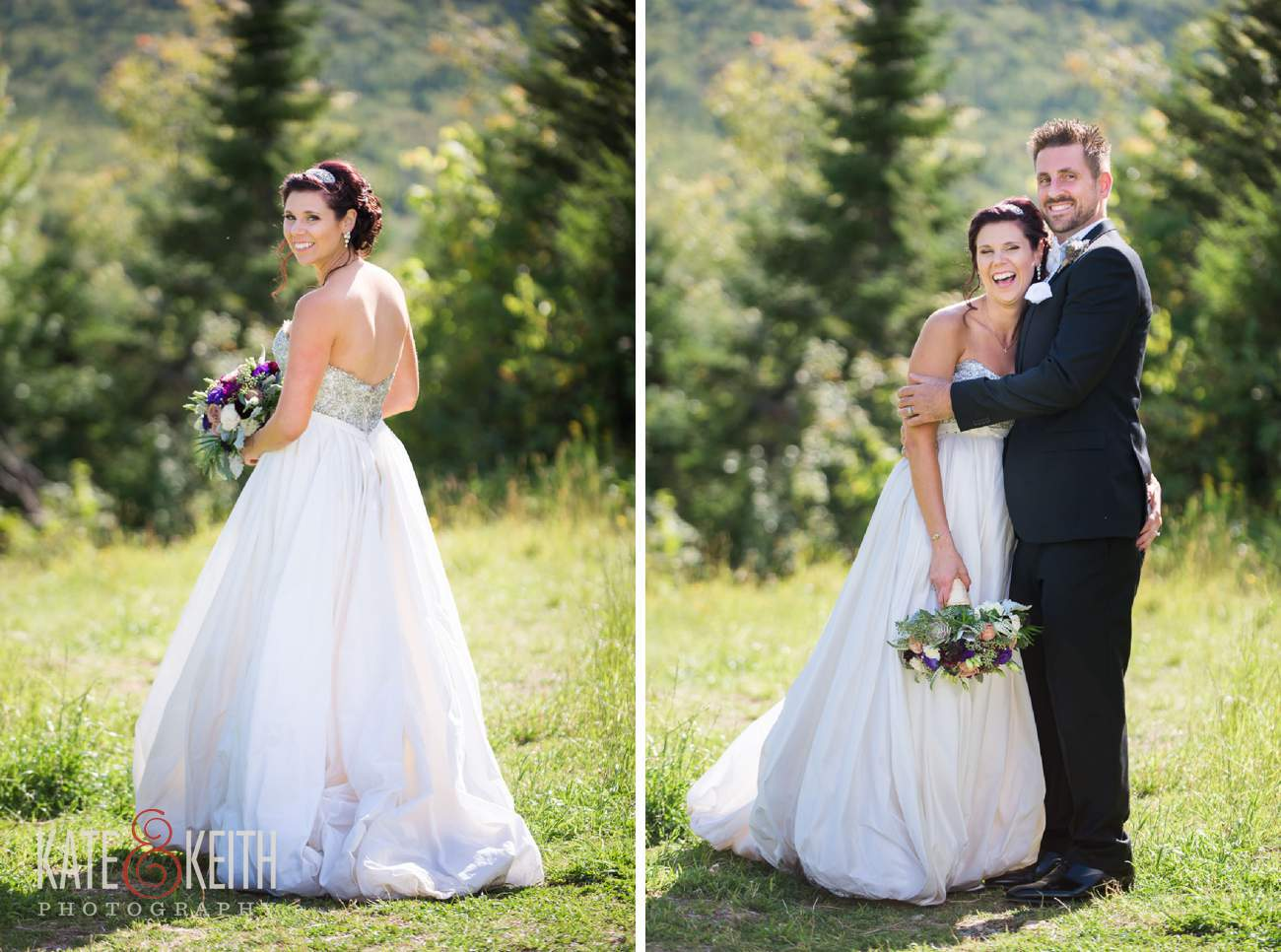 Loon mountain nh wedding