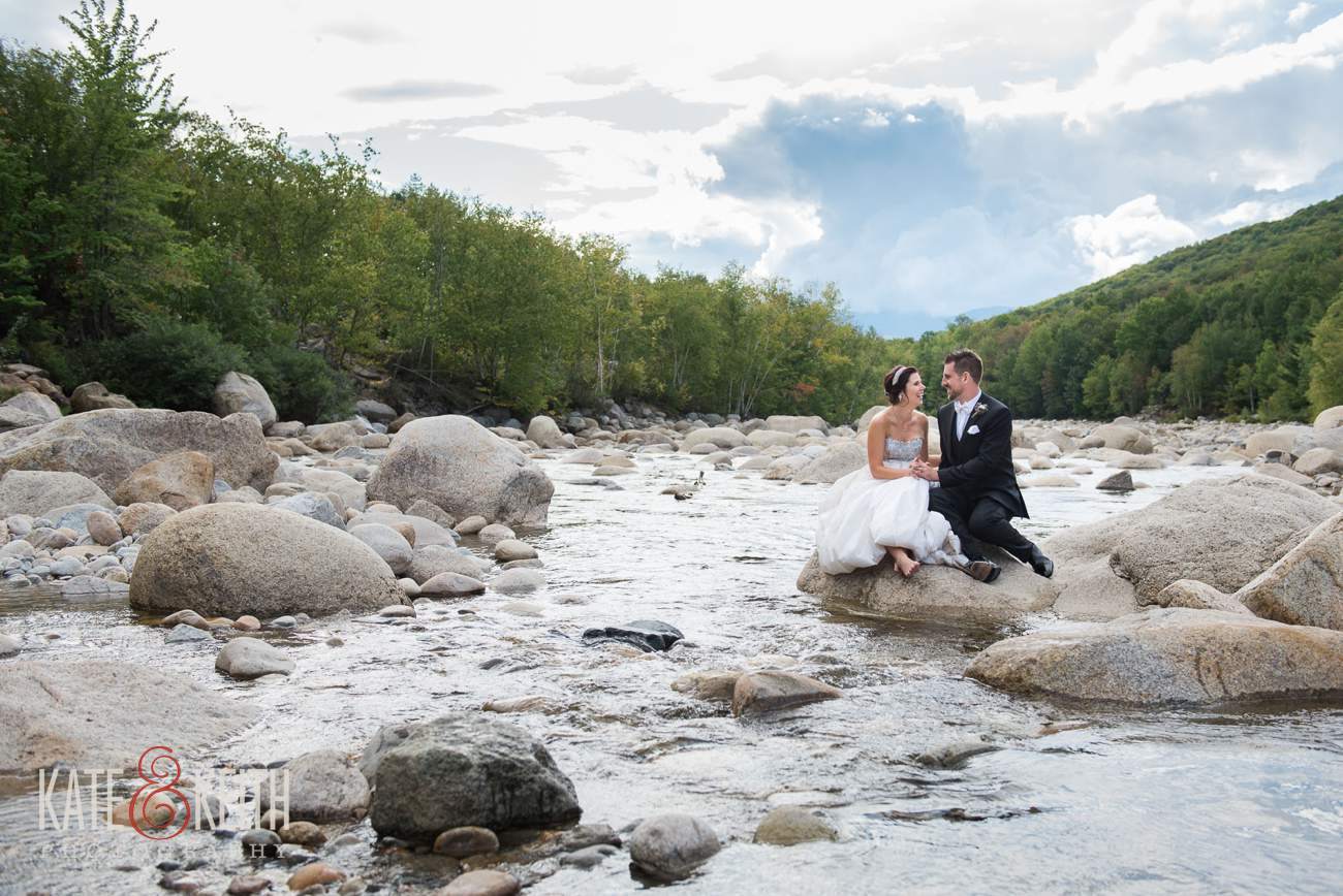 White Mountains wedding photographer