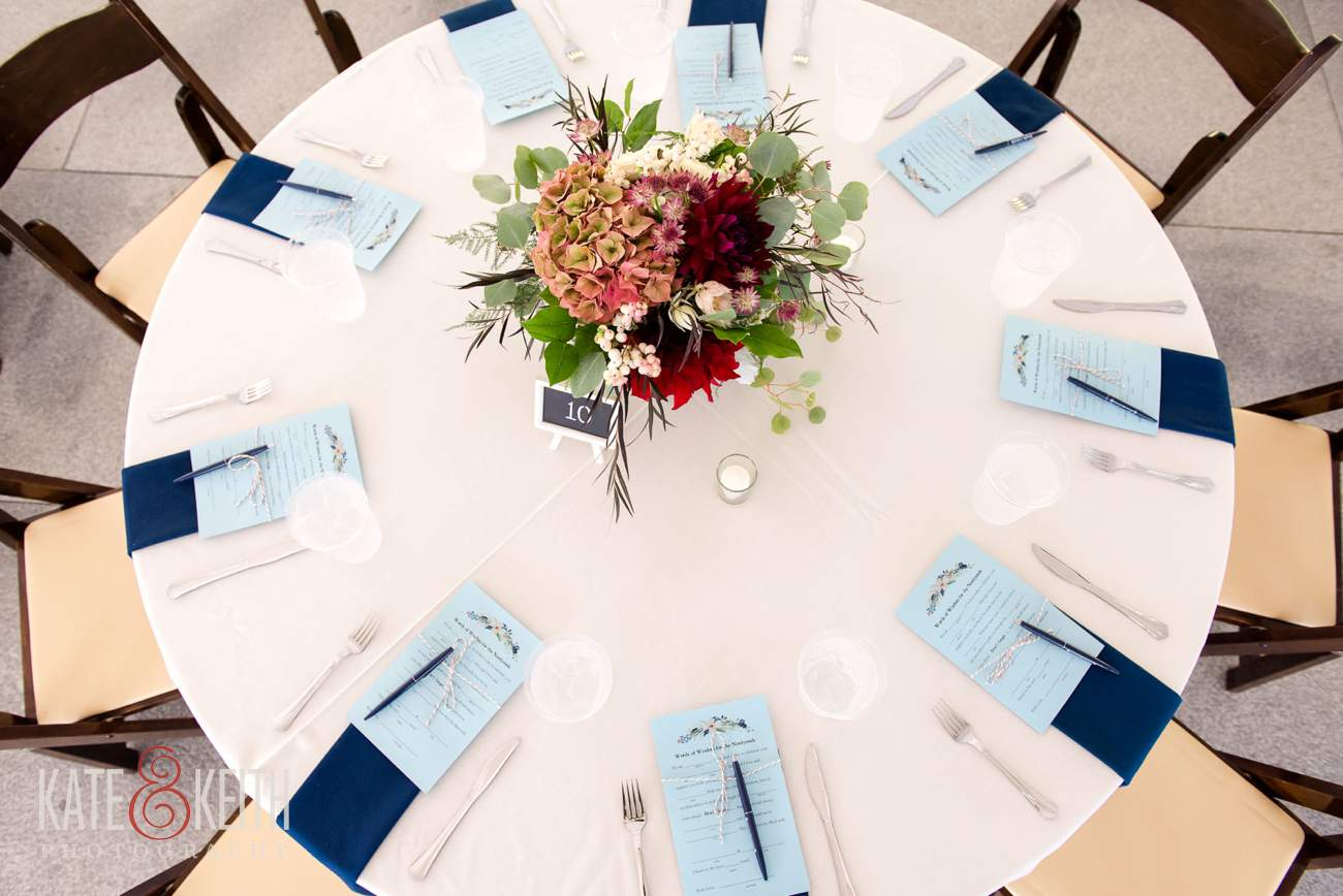 Round wedding table decoration ideas