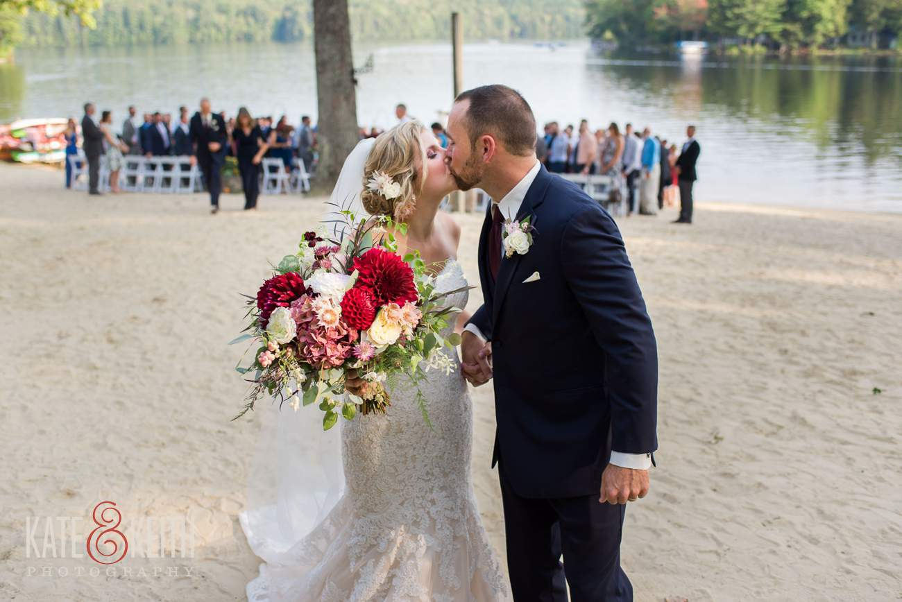 Lake Shore Village Resort Wedding Location