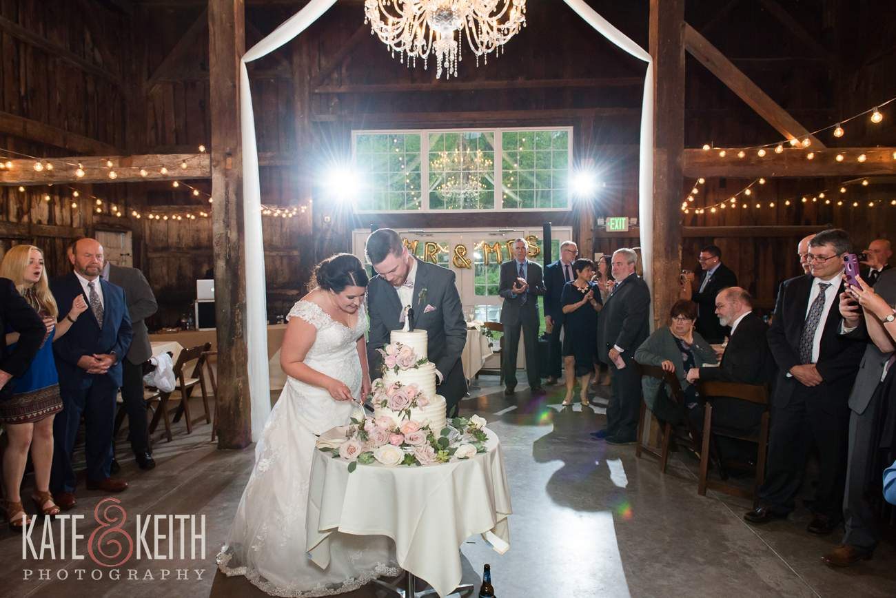 Barn wedding reception ideas