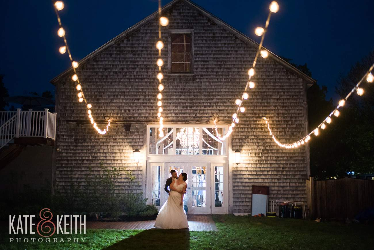 Real Rustic Barn Wedding Venue New Hampshire