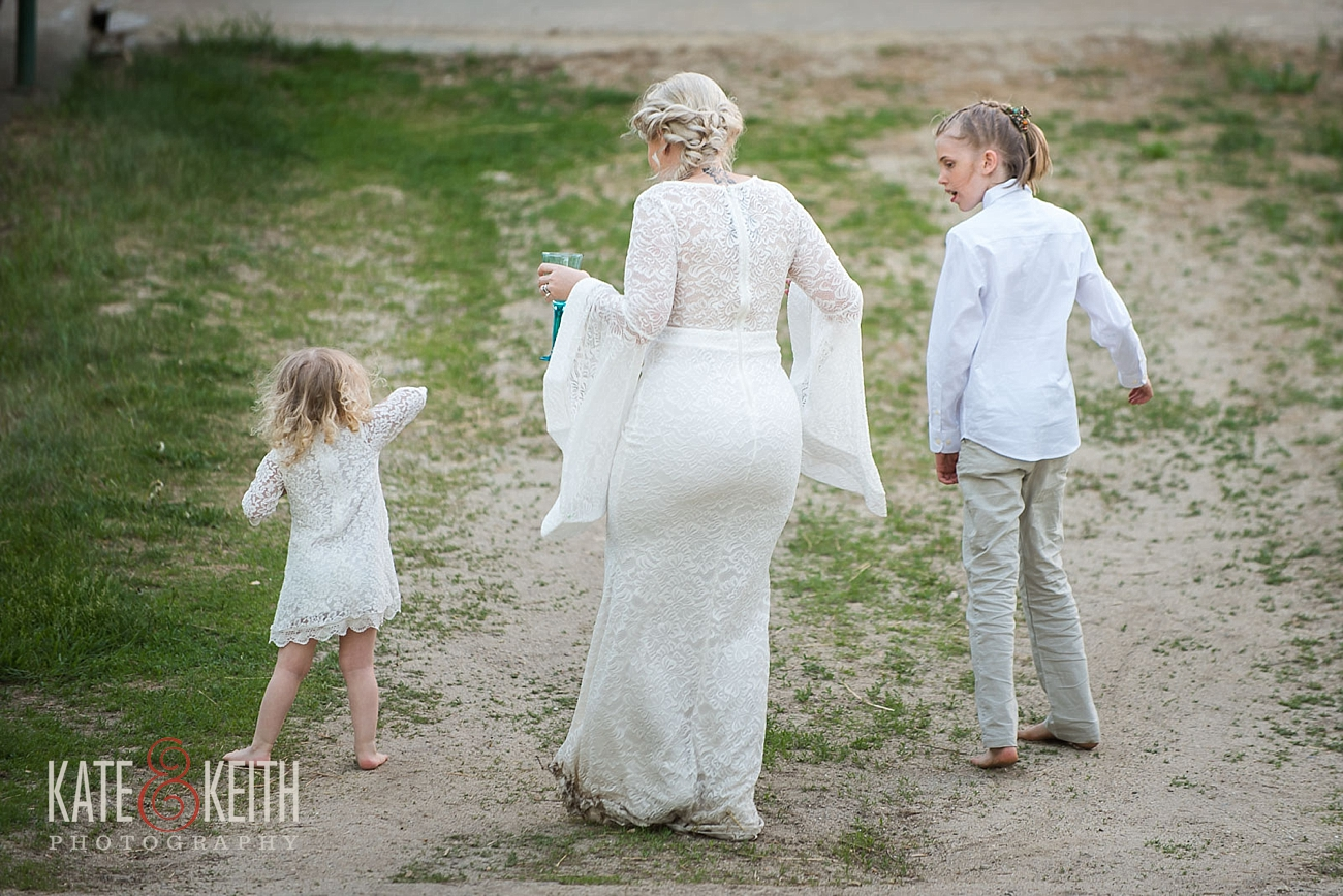 DIY wedding,Maine outdoor wedding,Sumner Maine,adventure couple,adventure wedding,barefoot bride,midcoast Maine,rustic farm wedding,
