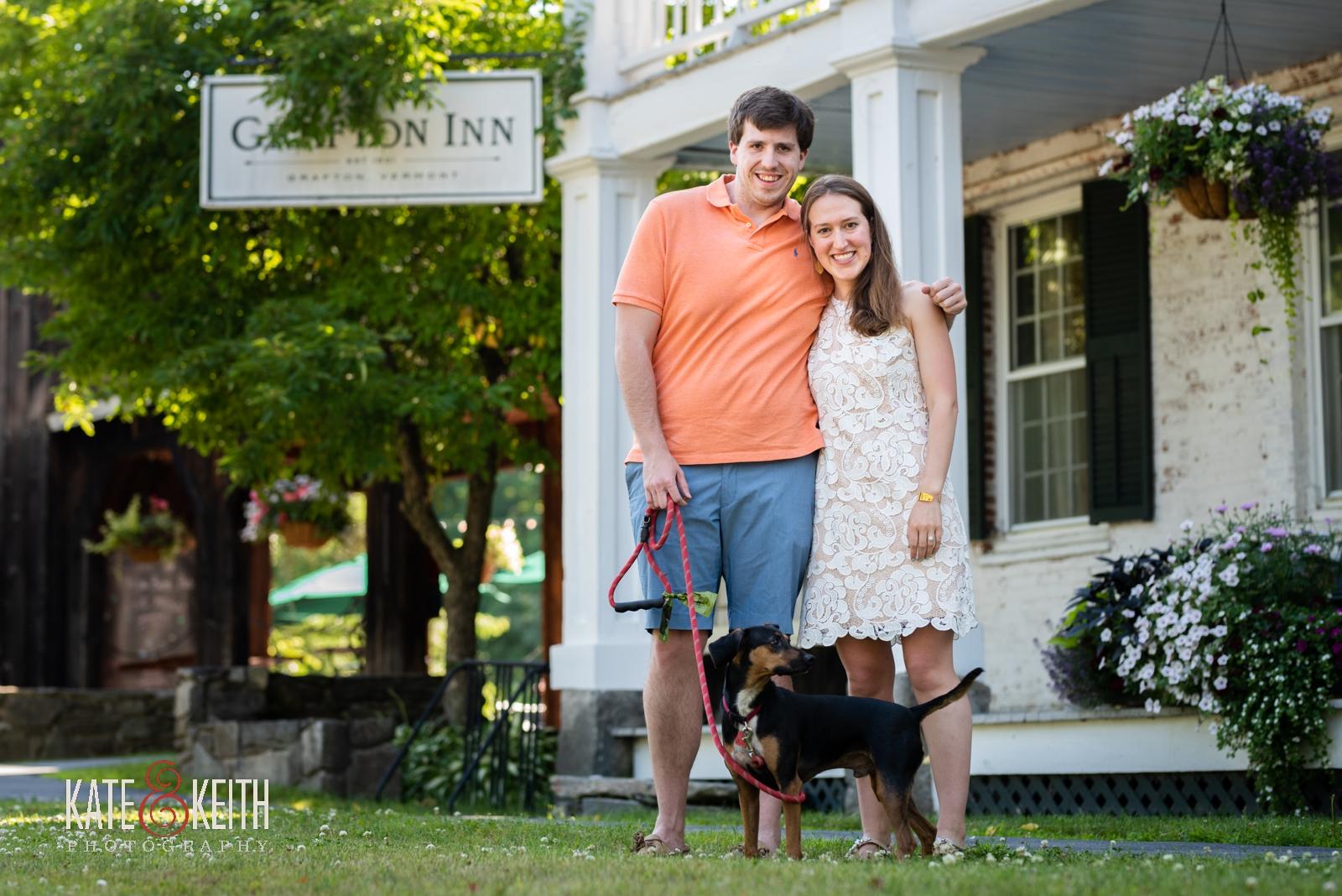 dog friendly wedding