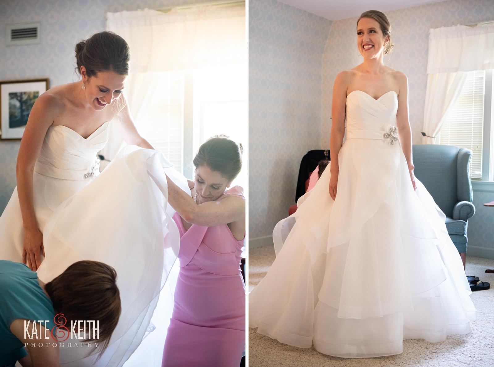 Maggie Sottero weddinggown