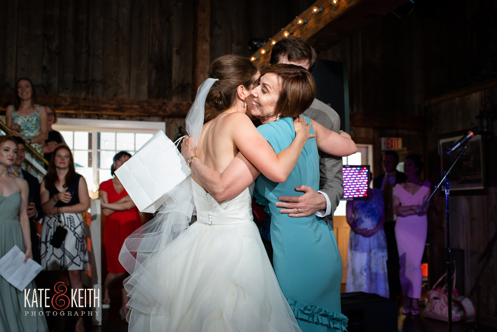 Grafton Vermont wedding photographers capture special moments with family